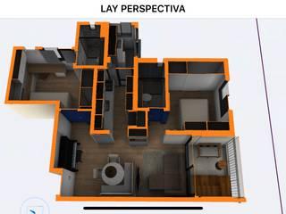 Reforma apartamento | Saúde | 2018 por ABBITÁ arquitetura Moderno