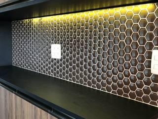 Reforma Apartamento | Moema | 2018 Cozinhas modernas por ABBITÁ arquitetura Moderno