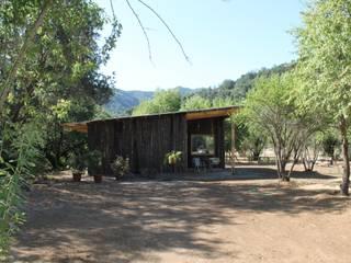 Proyecto y construcción Casa Bosque de L2 Arquitectura Rural