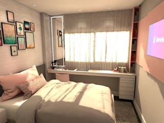 Revisite Teen bedroom Grey