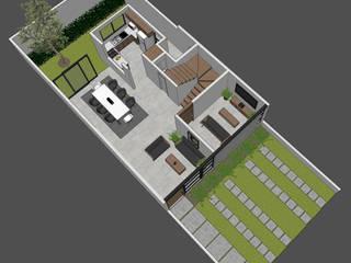 Casa JP-1 de Ipsum Nova Minimalista