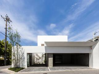 Sgh-house ミニマルな 家 の スレッドデザインスタジオ ミニマル