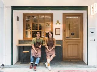 小良絆涼面:  餐廳 by 淬山設計 Cui Shan