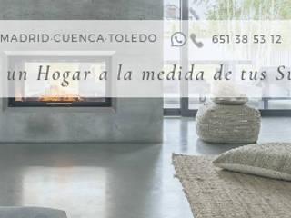 Estudio de Arquitectura Arte y Vida, de Patricia Huerta. Madrid · Cuenca · Toledo: Estudios y despachos de estilo  de Arte y Vida Arquitectura, Moderno