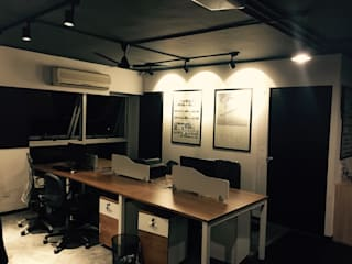 Ground 11 Office,Pune: modern  by Ground 11 Architects,Modern