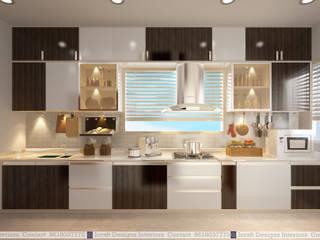 Villa interior designers in Hyderabad : modern  by iCraft Designz&Interiors,Modern