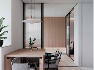 Renders Interiores de Apartamento Minimalista de Proyecto 3D Valencia Renders Animaciones 3D Infografias Online Minimalista