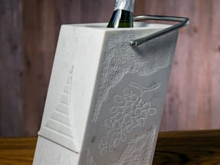 Viel Emozioine Pietra CozinhaUtensílios de cozinha Mármore Branco