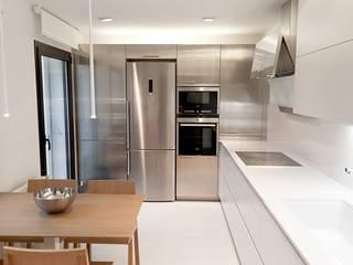 Diseño nueva cocina en Milpins de Puntdefuga