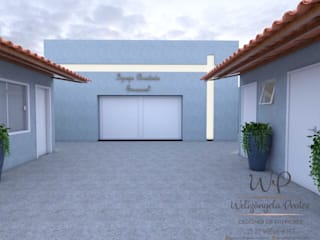 Projeto de interiores - Igreja Batista Emanuel por Welizângela Prates Interiores