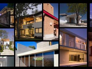 Áreas de Especialidad Casas modernas de Alonso Chein Arquitectura Moderno