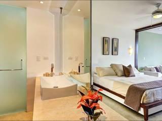 Habitaciones pequeñas de estilo  por UG ARQUITECTOS