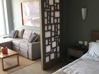 ミニマルスタイルの 寝室 の UG ARQUITECTOS ミニマル