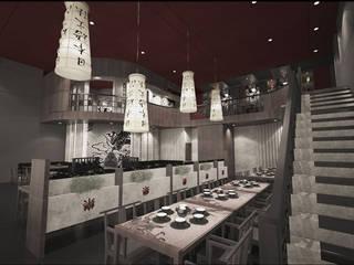 アジア風レストラン の GA Experimental 和風