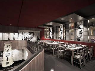 Remodelación de Restaurante Señor Wong: Restaurantes de estilo  por GA Experimental
