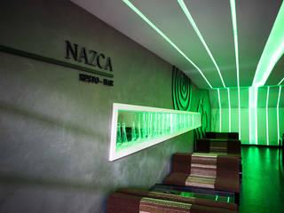 Diseño y construcción del Restobar Nazca: Bares y discotecas de estilo  por GA Experimental
