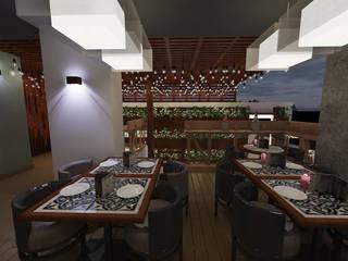 Remodelación de Bar Casa Vieja Gastronomía de estilo mediterráneo de GA Experimental Mediterráneo