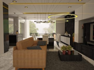 Paseo 116: Casas ecológicas de estilo  por JR ARQUITECTOS