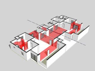 Garden House:   by PSR Architecture