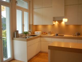 Modern kitchen by Innenarchitektur Olms Modern