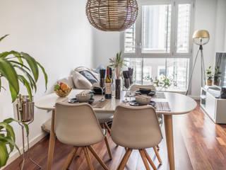 Home Staging en Barcelona:  de estilo  de Stockholm Barcelona Design - Interioristas en Barcelona
