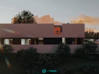 Villa Rome: Moradias  por My House,
