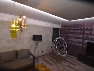 Kellerbar am Bodensee Moderne Weinkeller von STYLE-interior design, Ganal + Sloma Modern
