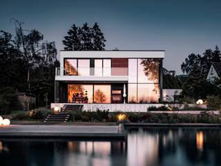 S3P-Engineering GmbH & Co. KG Villas Concrete Multicolored
