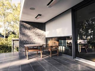 S3P-Engineering GmbH & Co. KG Modern balcony, veranda & terrace