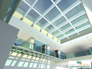 remodelacion Siemens de construye & remodela