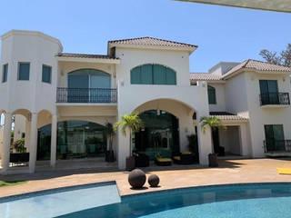SG Huerta Arquitecto Cancun Villa Kalkstein Beige