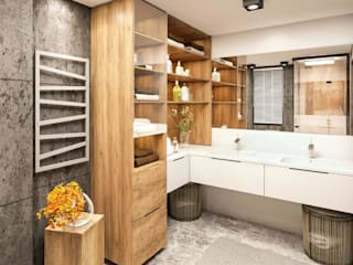 Muebles de baño de APERTO | Cucine e Mobili Minimalista
