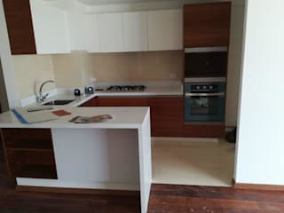 Cocinas integrales de APERTO | Cucine e Mobili Moderno