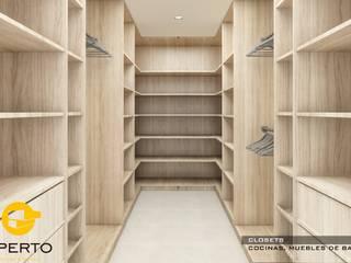 Closets y vestidores de APERTO | Cucine e Mobili