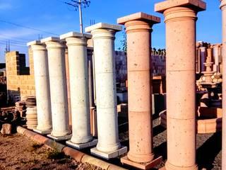 Pilares de Canteras Cruz Clásico