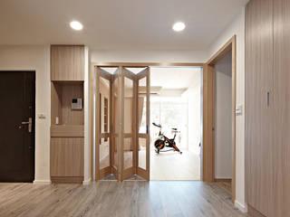 耀昀創意設計有限公司/Alfonso Ideas Scandinavian style doors