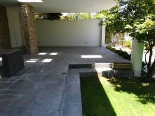 Terraza - San Ramón-Las Condes de MSGARQ Moderno