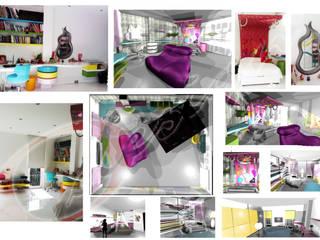 O Design  – O Design Zekeriyaköy Projesi:  tarz Çocuk Odası