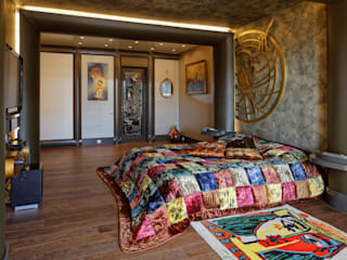 O Design Acarkent Projesi Modern Yatak Odası O Design Modern
