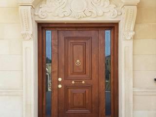 Zekidoor Çelik Kapı ve Kuyumculuk San.Tic.Ltd.Şti. – Bina Giriş Kapısı:  tarz