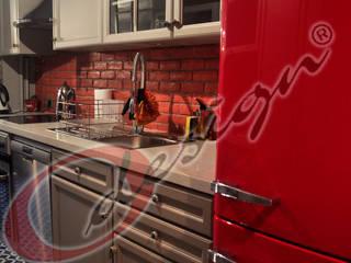 O Design  – O Design Rumeli Hisarı Projesi:  tarz Küçük Mutfak