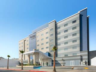 Proyecto en Silao Guanajuato: Condominios de estilo  por Arquitecto-Villarino, Moderno