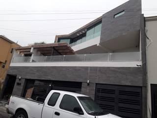 casa residencial : Casas unifamiliares de estilo  por Arquitecto-Villarino, Moderno