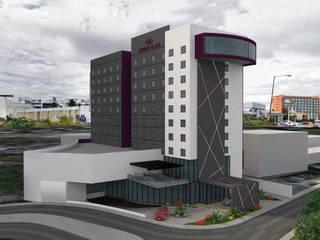 hotel crowne plaza san luis de Arquitecto-Villarino Moderno