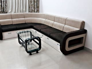 T.v. unit and sofa sets.: modern  by Classic Furniture,Modern