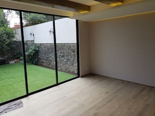 Residencia Oasis Comedores eclécticos de H2X Arquitectura e Ingenieria Ecléctico