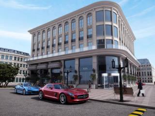 The Mall - Baku / Azerbaycan Sia Moore Archıtecture Interıor Desıgn Akdeniz