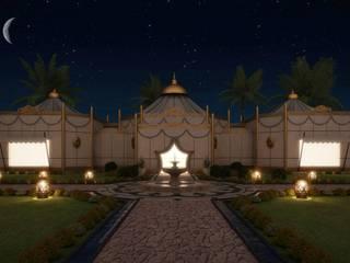 Ramadan Majlis - Abu Dhabi / BAE Sia Moore Archıtecture Interıor Desıgn Akdeniz