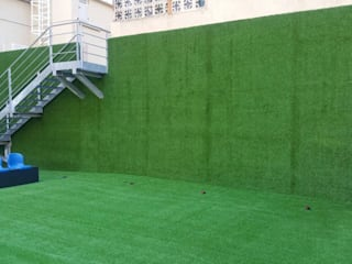 Albergrass césped tecnológico Modern Stadyumlar
