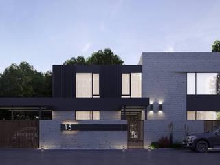 studio forma Minimalist house